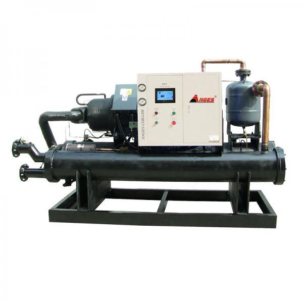 低温螺杆式冷冻机(水冷式)