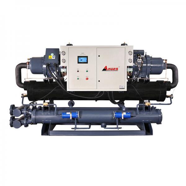 螺杆式冷水机(双机头)水冷系列机组