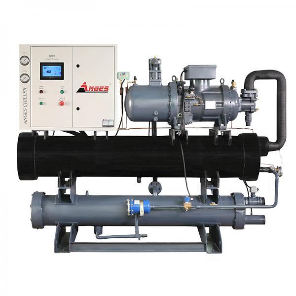 螺杆式冷水机(单机头)水冷系列机组