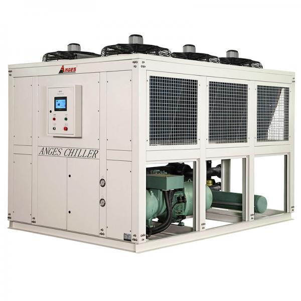 螺杆式冷水机(单机头)风冷系列机组