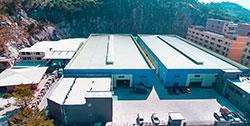 东莞厂区俯视图