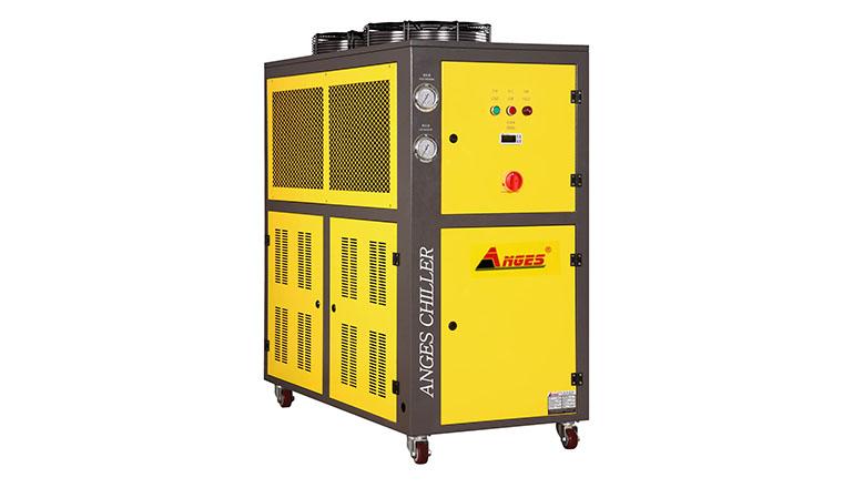 低温涡旋冷冻机